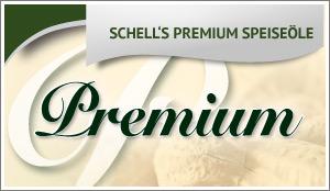 Premium Speiseöle